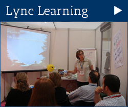 Link to Lync HR employment and human resources learning page