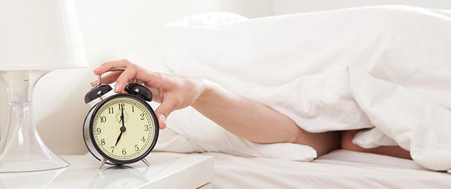 Alarm clock image